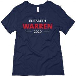 Elizabeth Warren For President 2020