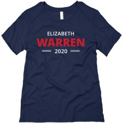Elizabeth Warren For President 2020