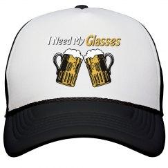 Beer Drinker Humor Hat