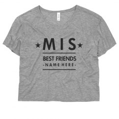Custom Best Friends Mischief Orange