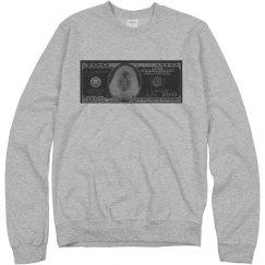 invert bill - sweatshirt