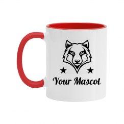 Custom Mascot Mug