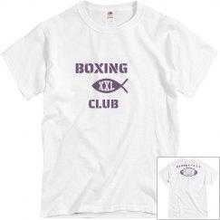 Boxing Exodus 14:14 shirt