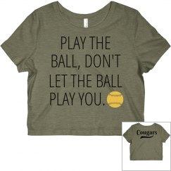 Play Ball Softball