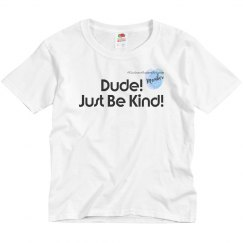 YOUTH Kbb Member Dude tshirt