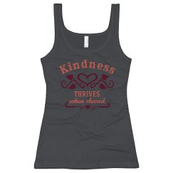 Kindness thrives when shared