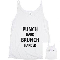 Brunch Harder