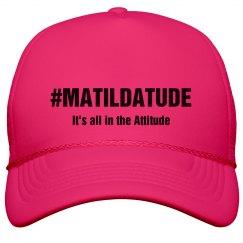 Matilda's  Trucker Hat