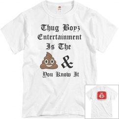 TBE Emoji Shirt