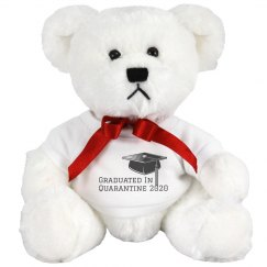 Graduation Bear 2020