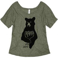 Mama Bear Custom Est. Year