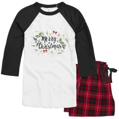 Christmas pajamas Red Buffalo