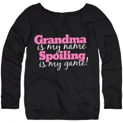 Grandma is my name