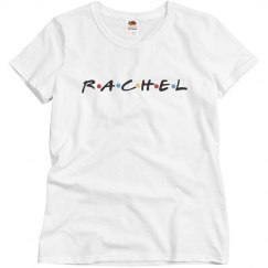 Rachel Monica Best Friend Shirts