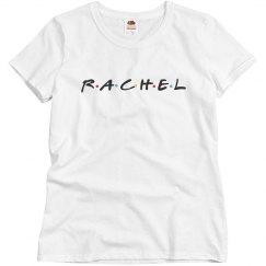 Rachel Monica Best Friend Shirts