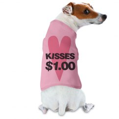 Kisses (Licks) For A Buck