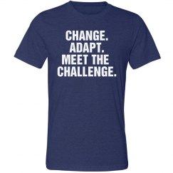 Change/Adapt/ChallengeMen