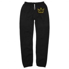 Crown Sweatpants
