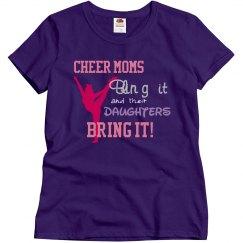Cheer Mom Tee