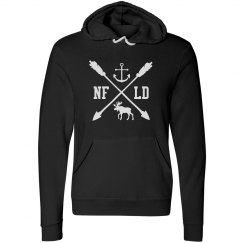 Newfoundland directions hoodie