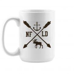 Newfoundland Directions Mug