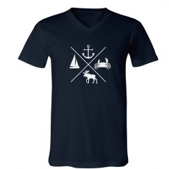Newfoundland four corners shirt