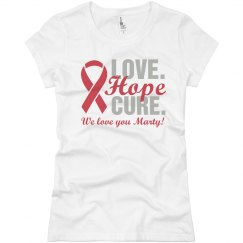 Love, Hope Cure for AIDS