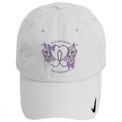 Alzheimers Awareness Hat