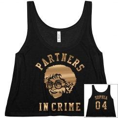 Partners In Crime Golden