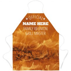 Family Reunion Grill Master