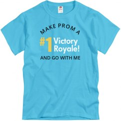 #1 Victory Royale Promposal