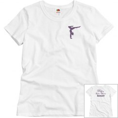 Custom name ladies T Shirt