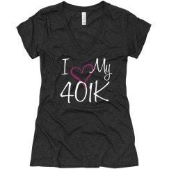 I heart my 401K