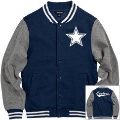 Cowboys men's jacket.