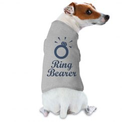 Dog Ring Bearer Tee