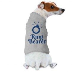 Dog Ring Bearer Tee