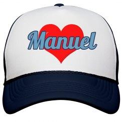 I love Manuel