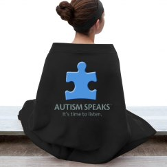 Autism Speaks Blanket