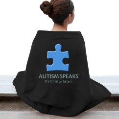 Autism Speaks Blanket