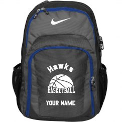 Hawks Basketball Backpack