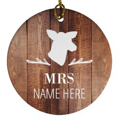 Mr & Mrs Doe Couple's Design