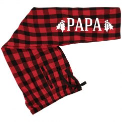 Papa Xmas Bear Bottoms