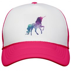 Magical Unicorn Trucker Hat