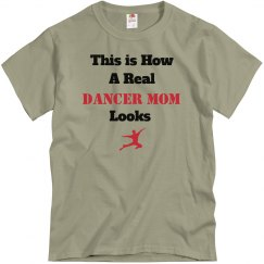 How dancer mom looks