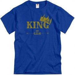His King Shirt