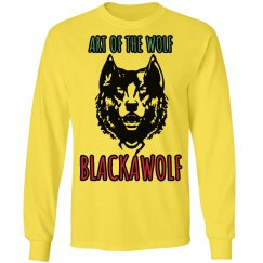 ART OF THE YELLOW WOLF