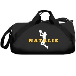 Natalie's Basketball Gear for Camp or Practice