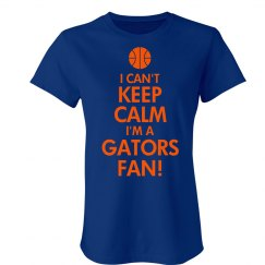 Keep Calm Gators Madness
