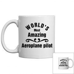 Amazing Aeroplane Pilot
