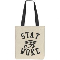 Eye Stay Woke Tote
